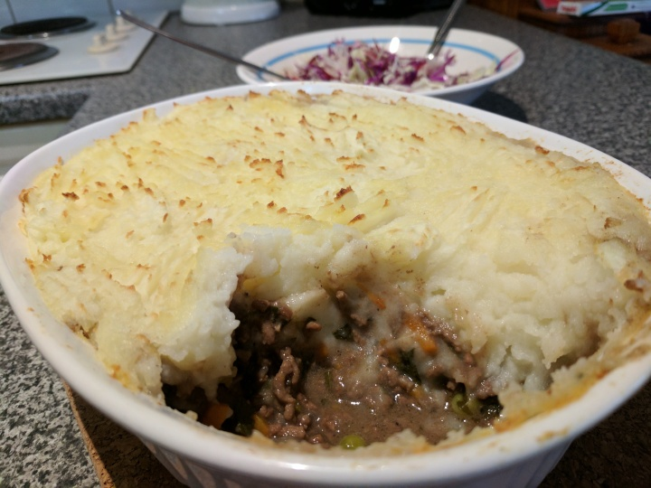 IMG_20170501_141315-Cottage Pie and Mixed Cabbage salad