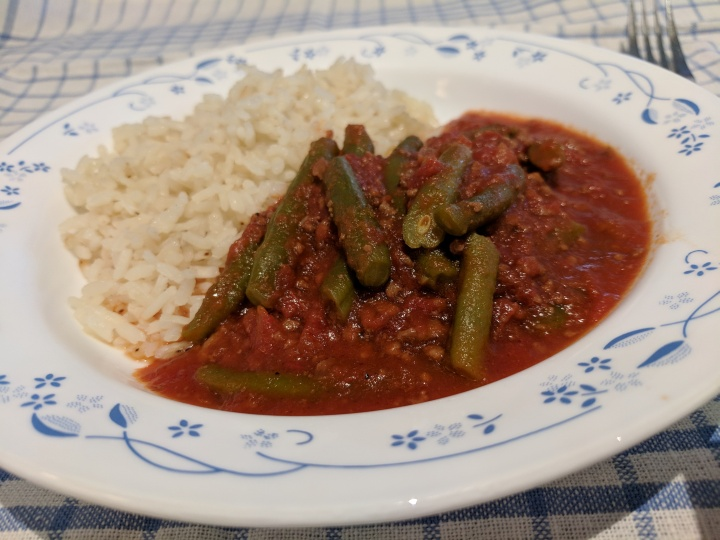 IMG_20180324_153129-Green Beans in Tomato Sauce