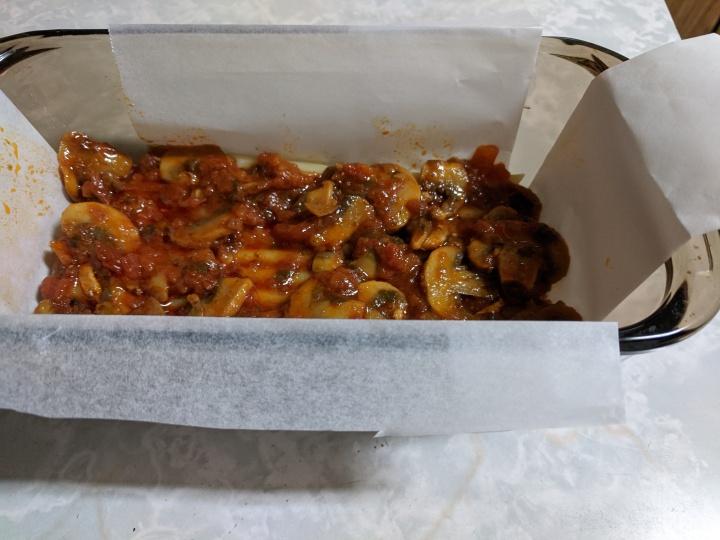 IMG_20200530_172949-Mushroom sauce over penne