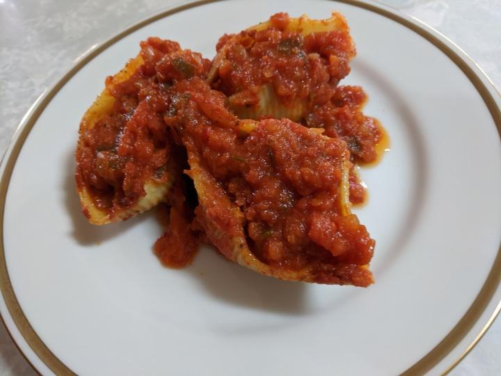 IMG_20201227_120836-3 conchiglioni on a plate